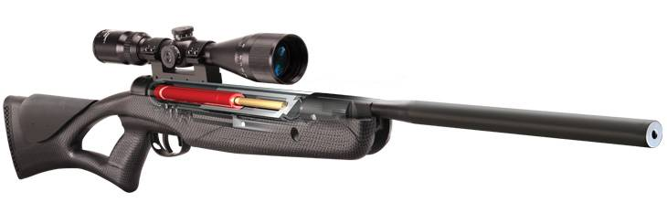 Crosman Nitro piston airgun.