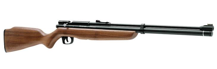 Crosman Benjamin Discovery PCP air rifle.