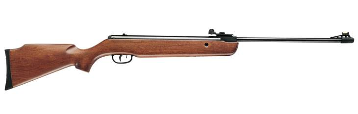 Crosman Quest 1000 spring air gun.