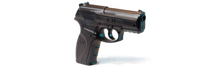 Crosman C11 semiautomatic Co2 airgun.