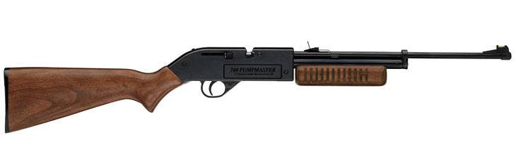 Crosman 760 XLS pump airgun. 11 million sell in the world.