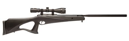 CROSMAN BENJAMIN TRAIL AIRGUN