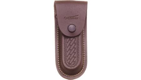 Cover brown leather