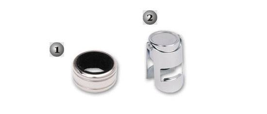 wine ring and stopper cava