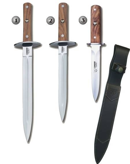 CUDEMAN DAGGERS 112-L,113-L AND 261-L