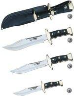 CUDEMAN MOUNTAINEERING OF KANGAROO KNIVES 201-N, 202-N, 203-N & 204-N
