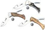 CUDEMAN  HUNTING POCKETKNIFE FOUR USES