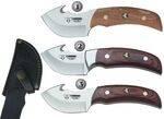 CUDEMAN SKINNING KNIVES 137-L, 136-R Y 137-R