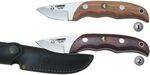 CUDEMAN SKINNING KNIVES 129-L Y 129-R