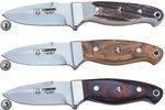 CUDEMAN SKINNING KNIVES 224-C, 224-L Y 224-R