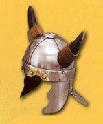 MINI VIKING HELMET