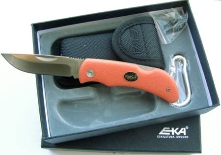 Eka penknife of orange kraton