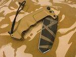 COMBAT EXTREMA RATIO KNIVES