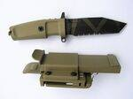MILITARY FULCRUM C KNIFE