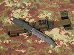COMBAT EXTREMA RATIO FULCRUM BAYONET O.D.GREEN KNIVES