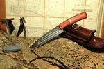 Knife of hunting extrema ratio CULTER VENATORIUS