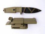 MILITARY SHRAPNEL  KNIFE