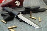 COL MOSCHIN  EXTREMA RATIO COMBAT KNIFE