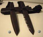 HARPOON F II TESTUDO AND HARPOON II GEOCAMO EXTREMA RATIO ARMY KNIVES