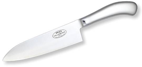 Fallkniven Knife Santoku Style PP23