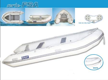 SERIE FSA RESCUE BOATS, OR FISHING-PLASANT BOATS