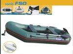 BOATS SERIE FSO FOR FISHING