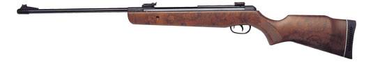 Carabina Hunter 440 WT. Power and reliability with walnut finish