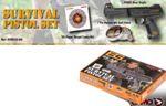 Pack Gamo P-900 spring Gun + Paper target Camo BG+ Pellets Soft Point BG