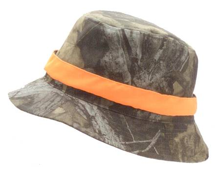 CAMO-SCOTCH HAT