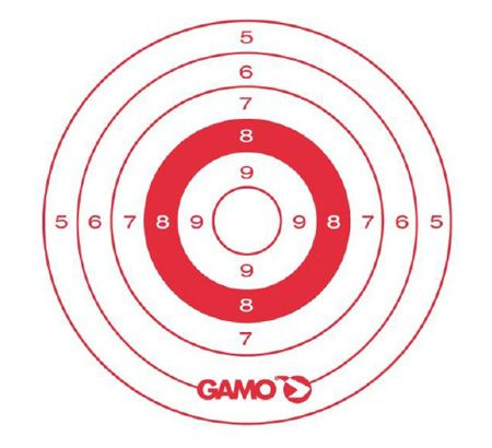 GAMO ADHESIVE TARGETS FOR AIRGUNS