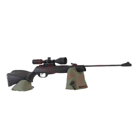 GAMO SHOT BAG AND SUPPORT FOR AIRGUNS