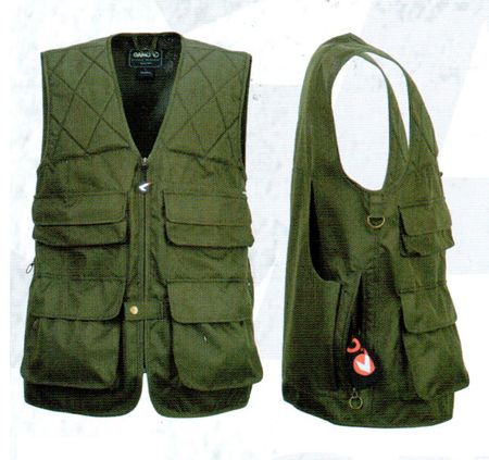 GAMO BECADA HUNTING VEST