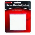 GAMO COTTON PATCHES FOR AIRGUNS