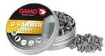 GAMO G-HAMMER PELLETS FOR AIRGUNS AND GUNS