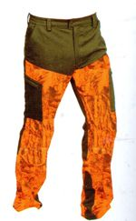 GAMO HUNTING SERRANO ORANGE TROUSER