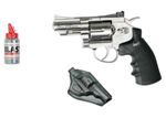 Co2 airgun Dan Wesson, steel balls BBs and plastic cover