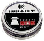 RWS SUPER-H-POINT PELLET FOR CARBINES AND GUNS