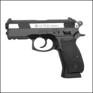 CZ 75D COMPACT TONO DUAL GUN,