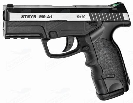 STEYR M9-A1 DUAL TONE GUN,