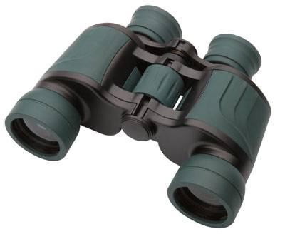 Gamo binoculars 8x40. Its prim system is porro