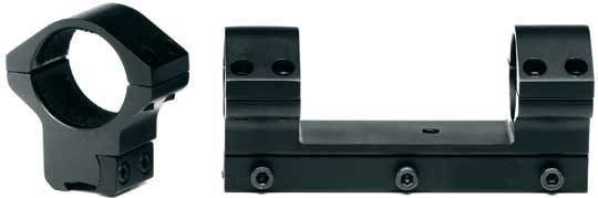 Gamo mounts TS-300. It does for guns which doesn't nedd excessive height on camera