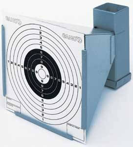 Gamo pellet trap. It's usable for all kinds of targets standard