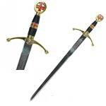 CRUSADERS SWORD CADET SIZE