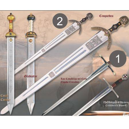 MARCO POLO SWORDS