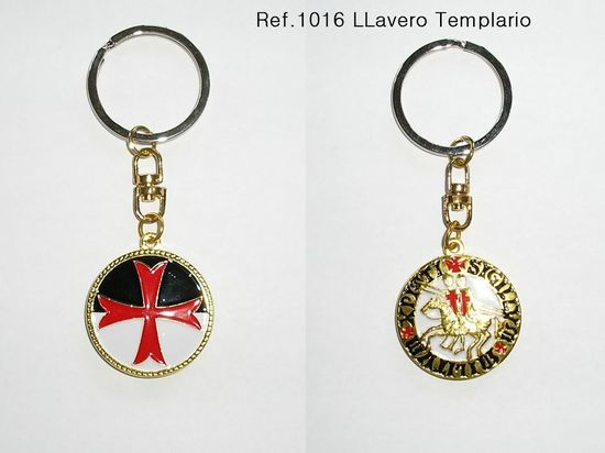 GLADIUS KNIGHTS TEMPLAR KEY CHAIN
