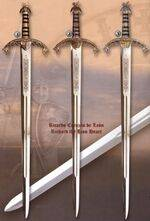 Richard The Lion Heart sword