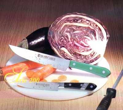 Knives  Kitchen on Kitchen Knives For Meat  Fish  Vegetables  Birds