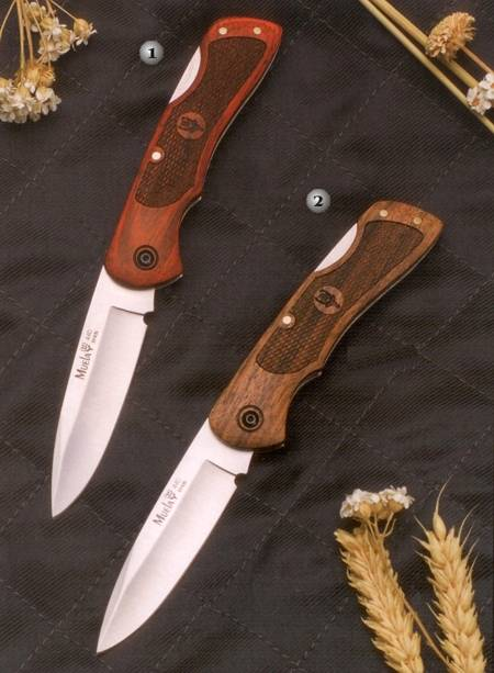 MUELA PENKNIVES WITH LOCK