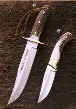 MUELA KNIVES OF HUNTING