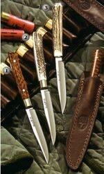 MUELA MOUNT KNIVES
